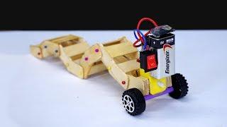 Cómo hacer un robot serpiente