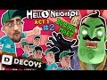 HELLO NEIGHBOR ZOMBIE IN BASEMENT Deploy Decoy Distraction I WISH FGTEEV Act 1 Part 2 mp3