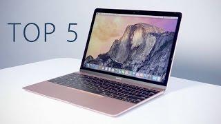 Top 5 Laptops (2017) thumbnail