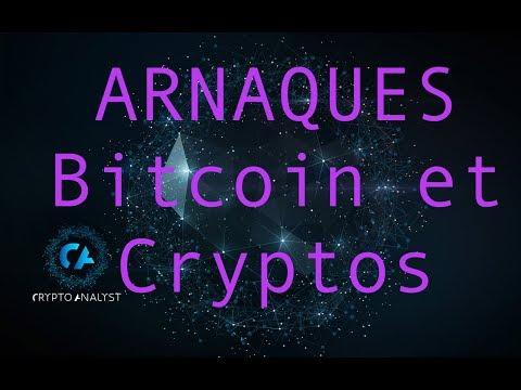 Arnaques #Bitcoin et #Cryptos