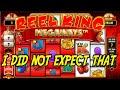 REEL KING MEGAWAYS HUGE WIN £2 STAKE