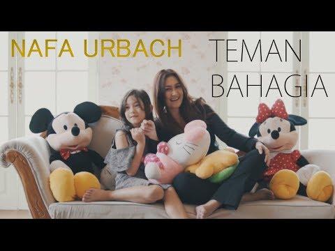 Teman Bahagia - Jaz | Cover by Nafa Urbach
