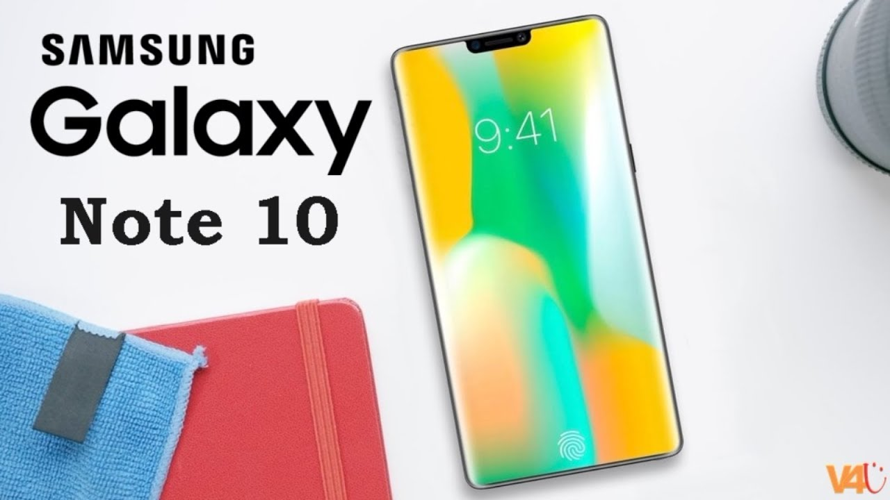 Galaxy Note 10 Price Release Date Specifications Camera Features