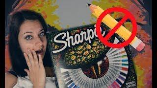 RYSUNEK BEZ SZKICU! UDA SIĘ? #SHARPIE CHALLENGE