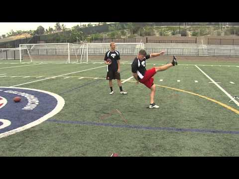 John Carney Kicking Camp