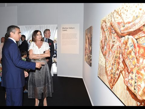 Exhibition, devoted to the Azerbaijani carpets, was opened in Cannes