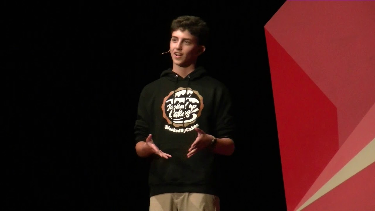 A Passion Isn't All That It's Cracked up to Be | Jack Rogers | TEDxSaintAndrewsSchool