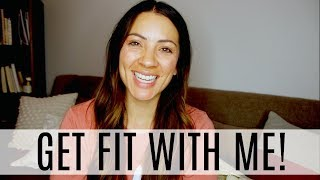 GET FIT WITH ME ! POST PARTUM WEIGHT LOSS UPDATE