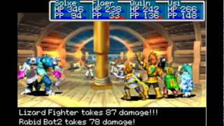 Golden Sun Part 12: Row the Boat Old Man!