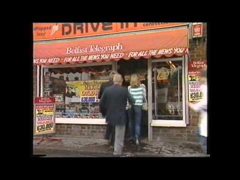 Golden Cow Butter & Belfast Telegraph TV Adverts (1980s Northern Ireland)