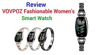 Review: VOVPOZ Fashionable Women s Smart Watch