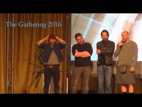 Q&A with Graham, Lotte, Grant, Duncan, Finn at The Gathering 2016