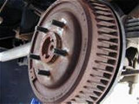 How to Clean, Lubricate, and Adjust Drum Brakes