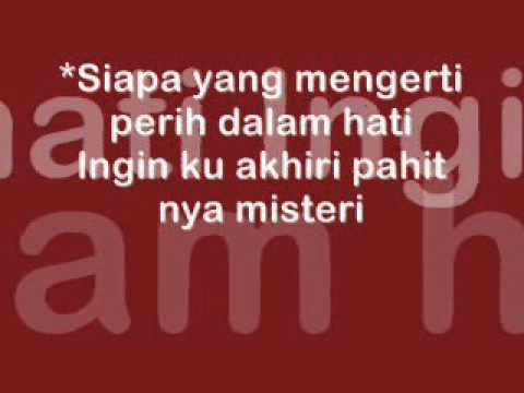 Astrid - Cinta Itu (Lirik)