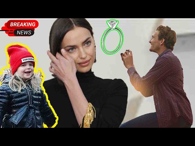 """Irina Shayk was confused by Cooper\'s proposal while baby Lea excitedly, said\: \""""Yes, OK!\"""""""