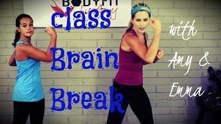 Classroom Brain Break Cardio Kickboxing