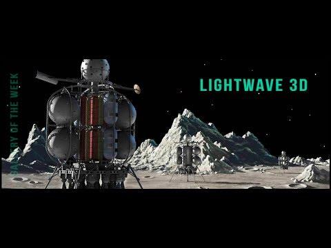 Renderosity Gallery of the Week for May 22, 2017 - LightWave Gallery