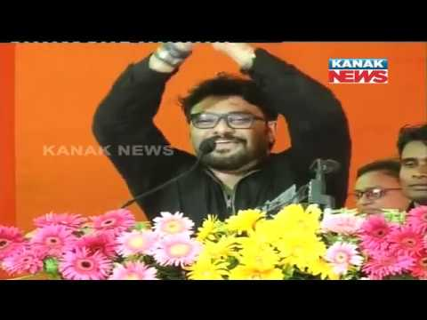 Babul Supriyo Sings Famous Old Odia Song In Puri