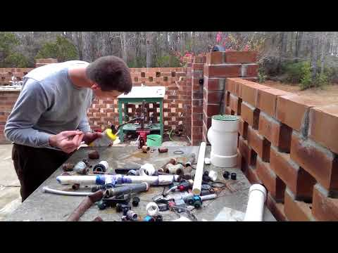 How to braze copper pipes with mapp gas torch