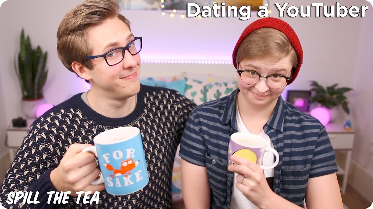 Dating a youtuber be like