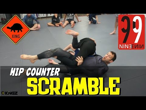 scramble counter - berimbolo counter