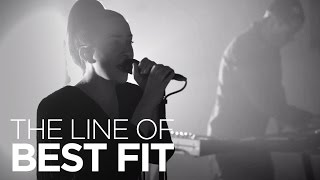 "Emilie Nicolas performs ""Grown Up"" for The Line of Best Fit"