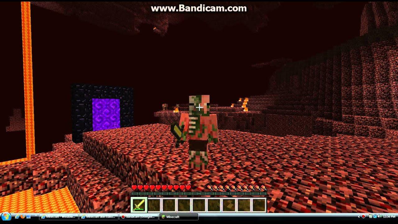 Real Life Minecraft Zombie Pigman   www.pixshark.com ...