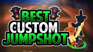 BEST CUSTOM JUMP SHOT IN NBA 2K17 MYPARK!! JUMP SHOT REVEAL?? • HOW TO GET GREEN LIGHTS