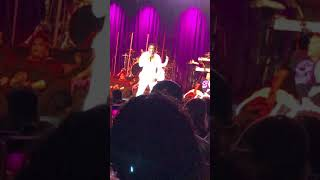 "Keith Sweat Live - 4.7.18, ""Twisted"" @Emerald Queen Casino"