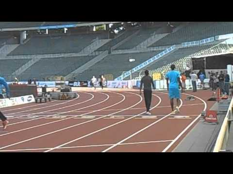 Usain Bolt & Yohan Blake - Training Session