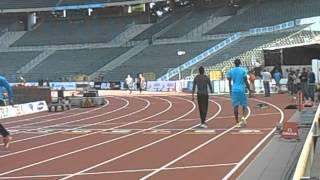 Usain Bolt & Yohan Blake - Training Session