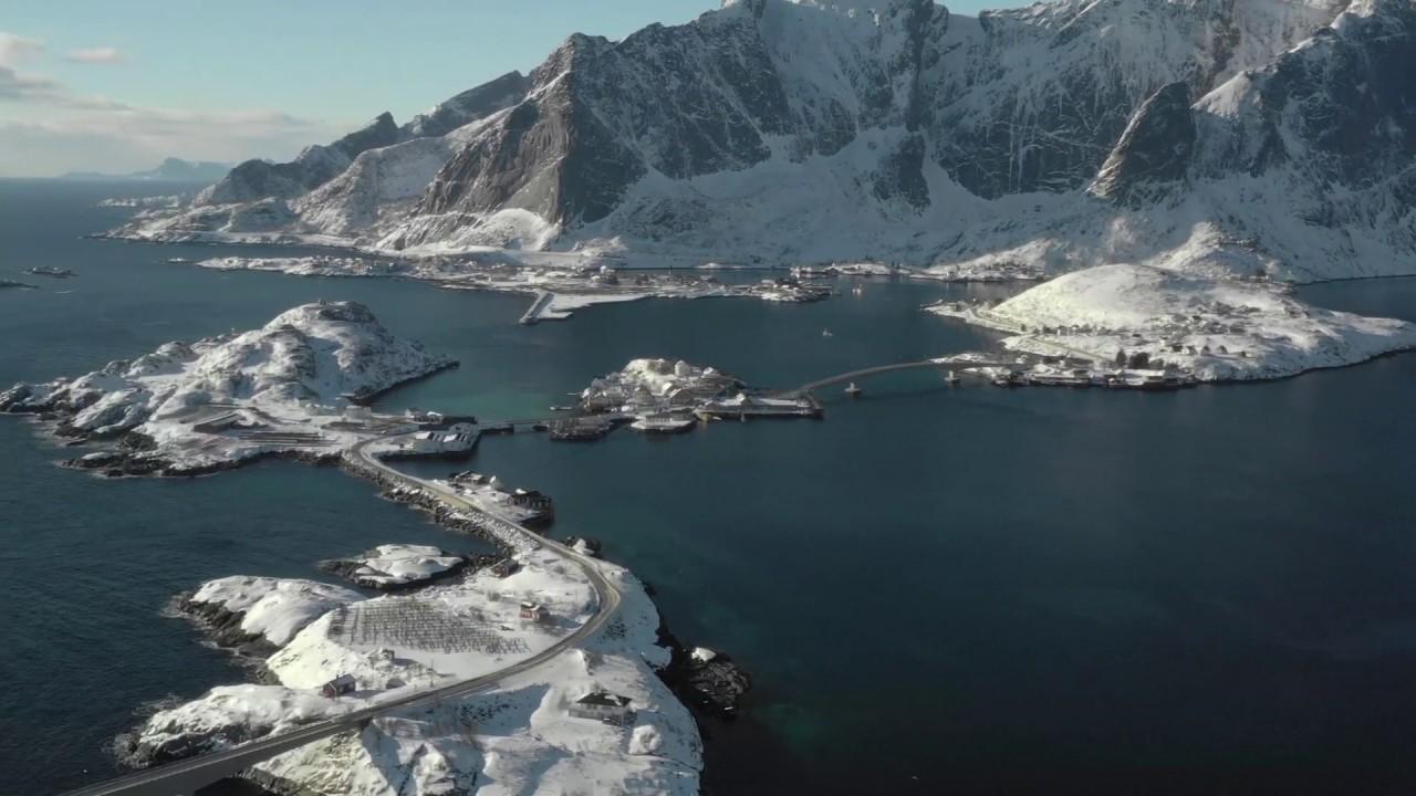 Norwegen Im März