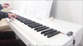 IU (feat. G-Dragon) - Palette - piano cover