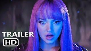 DESCENDANTS 3 Official Teaser Trailer (2019) Disney Movie