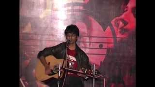 """ Hum kis gali jaa rahe hai "" Pranav Live in IIT Mandi"