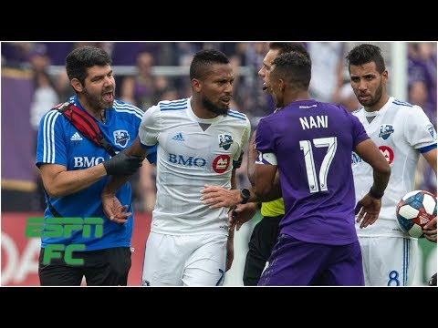 Montreal holds on amidst chippy battle with Orlando City | MLS Highlights