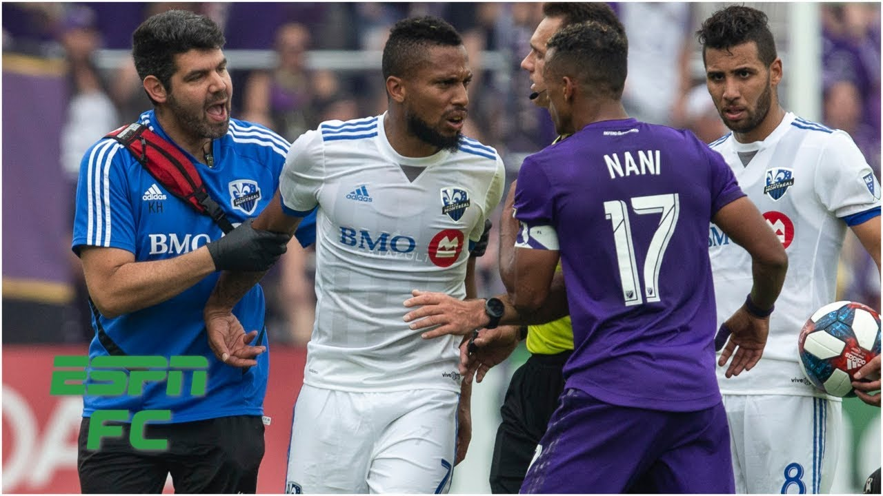 Montreal holds on amidst chippy battle with Orlando City   MLS Highlights