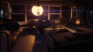Alien: Isolation - Safe Haven DLC PC gameplay [max settings]