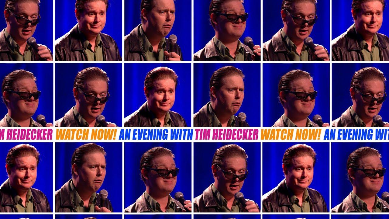 An Evening With Tim Heidecker | Stand-Up Special
