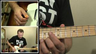 Mele Haggard - Mama Tried Guitar Lesson - Intro