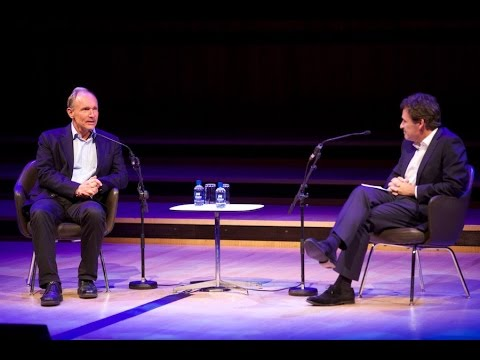 Web We Want Festival | Sir Tim Berners-Lee In Conversation