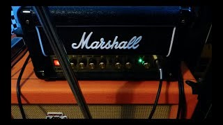 Marshall DSL1-HR (Les Paul)