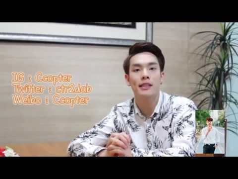 2 moons the Series Cast Interview-Copter (Kit) Eng Sub