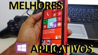 #03 Melhores Aplicativos para Windows Phone!