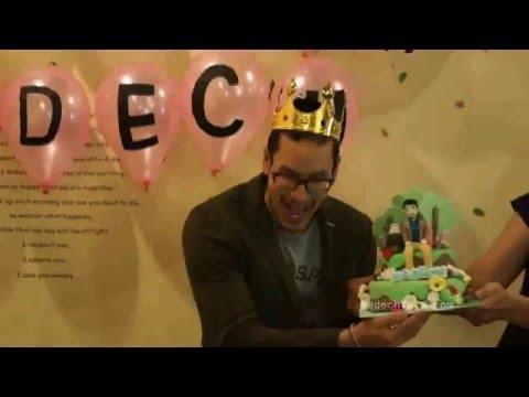 Nadech : งาน Happy Birthday ย้อนหลัง [09-01-2016]