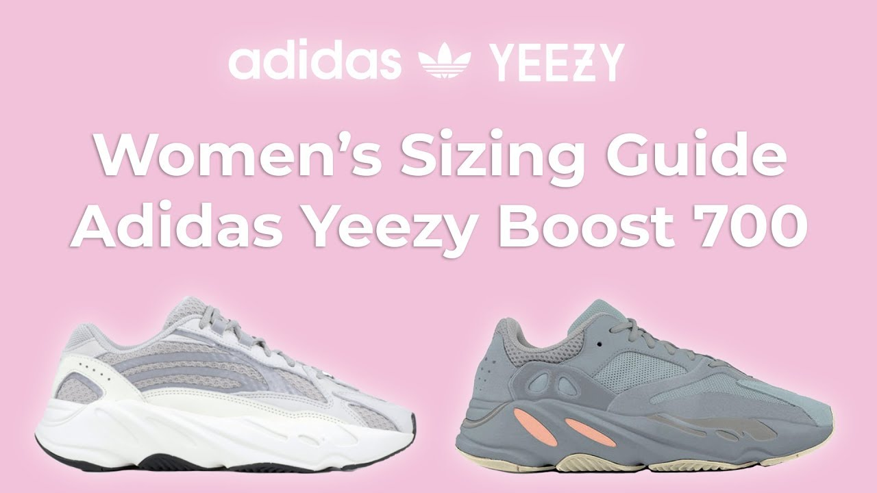 e3583dc8c Women s Sizing Guide  Adidas Yeezy Boost 700 - What Size Yeezy s to ...