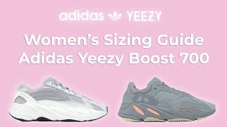 Women's Sizing Guide: Adidas Yeezy Boost 700 - What Size Yeezy's to buy for Girls, Men to Women Size