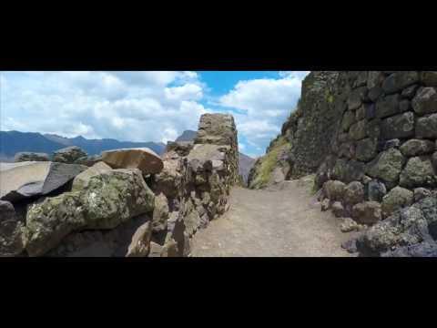 Week in Peru.Travel cinematography.