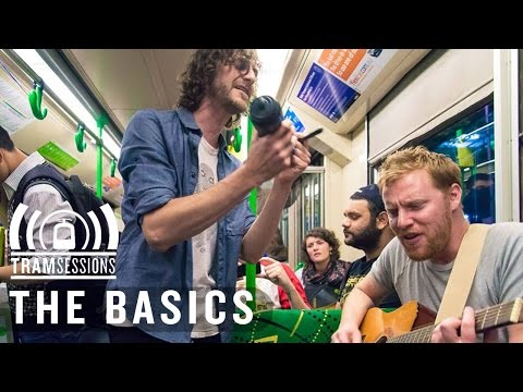 The Basics - So Hard For You | Tram Sessions