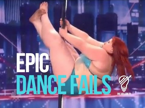 2016 EPIC Dance Fails of *All Time* Compilation